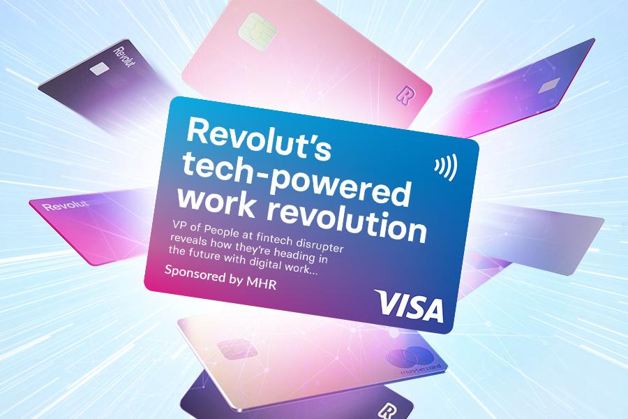 Revolut's tech-powered work revolution