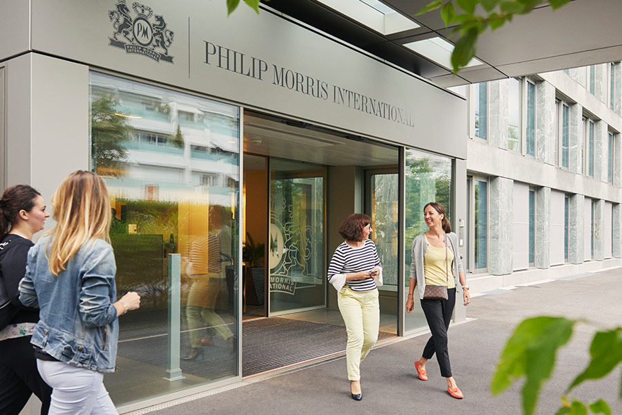 How Philip Morris International is leading the way on diversity