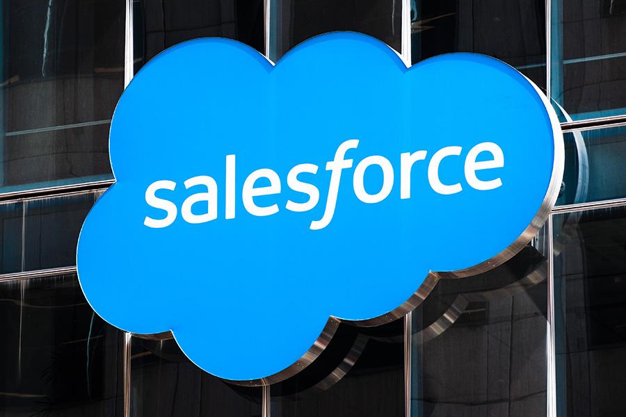 How Salesforce plan to overcome digital skills gap