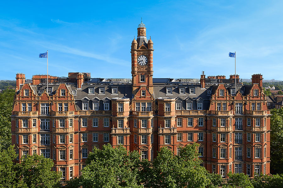 The Landmark London's award-winning approach topandemic wellbeing