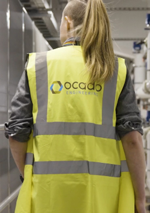 Ocado's wellbeing delivery