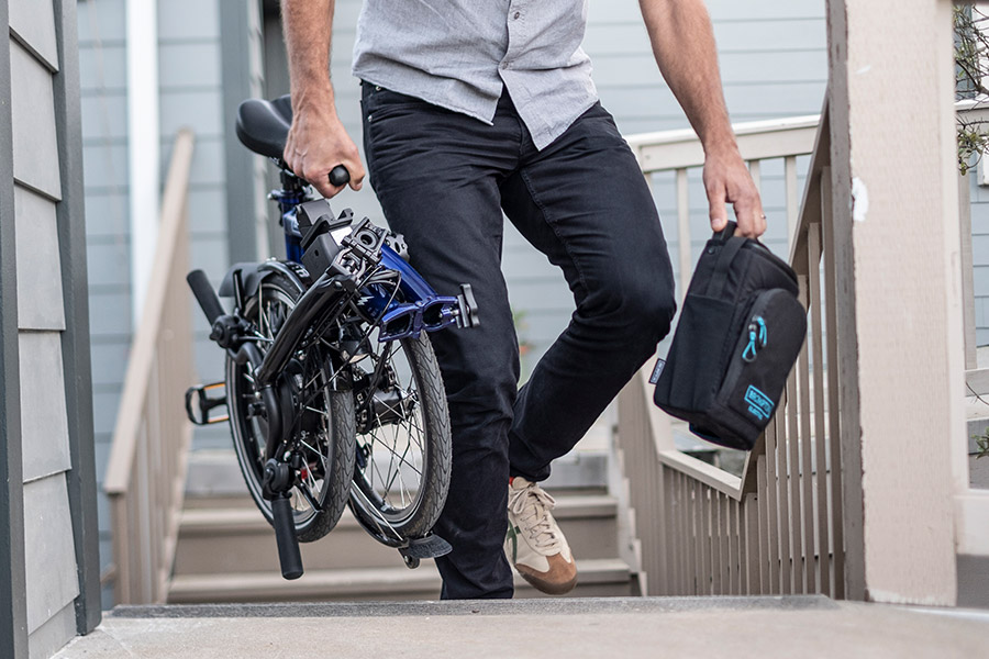 Gavin Smith, People Director at Brompton Bicycle