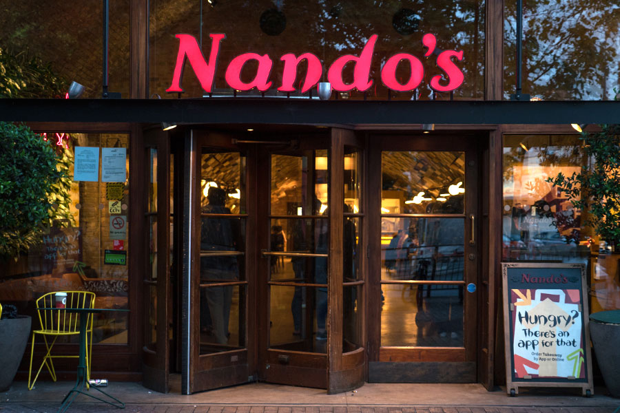 Supply chain woes force Nando's to close restaurants