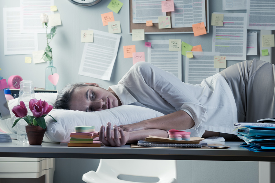 New report claims napping is 'secret to productivity'