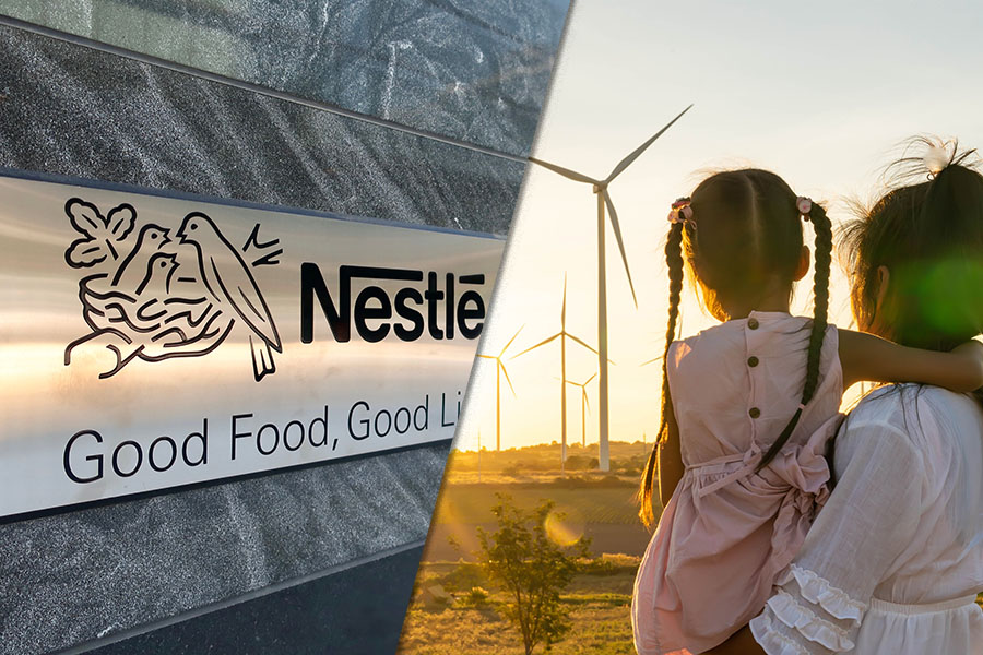 Nestle CEO urges bosses to prioritise environmentalism, but UK may be on the verge of disaster