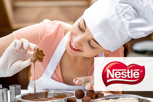 Nestlé searches for chocolate makers of the future
