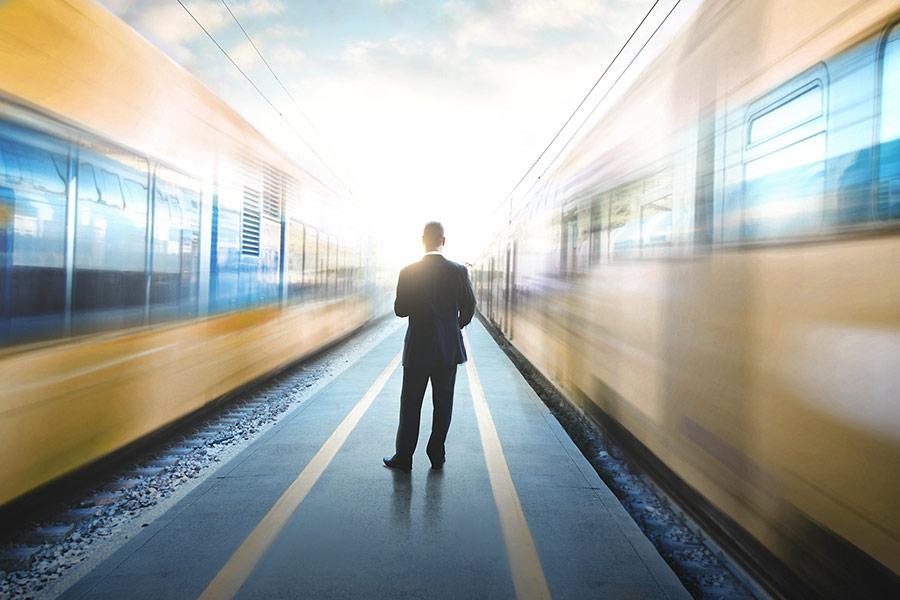 Network rail announces new CEO
