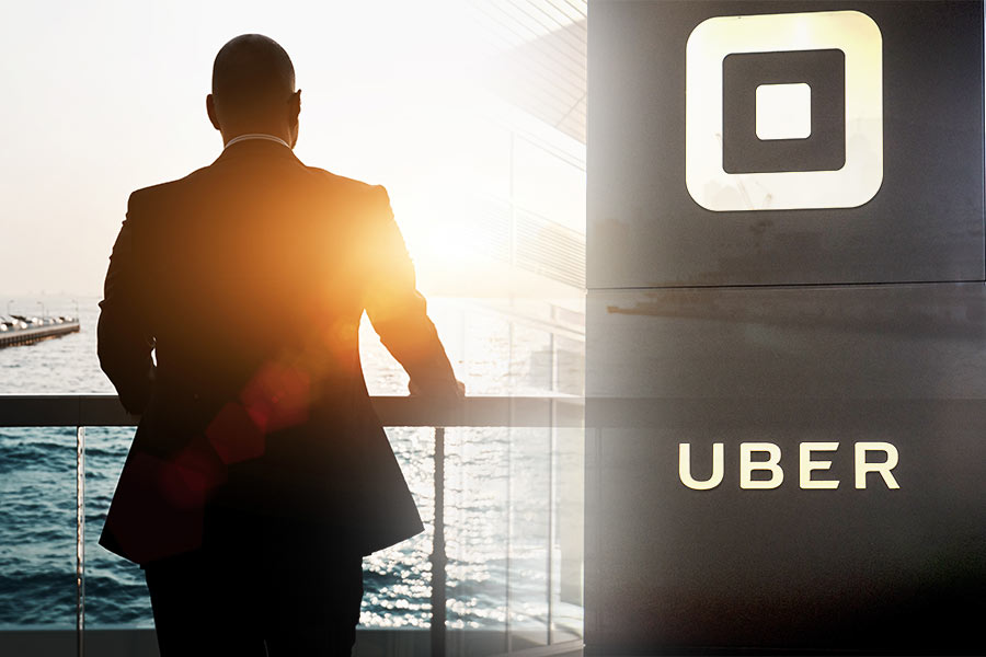 """New Uber CEO: """"I am scared"""""""