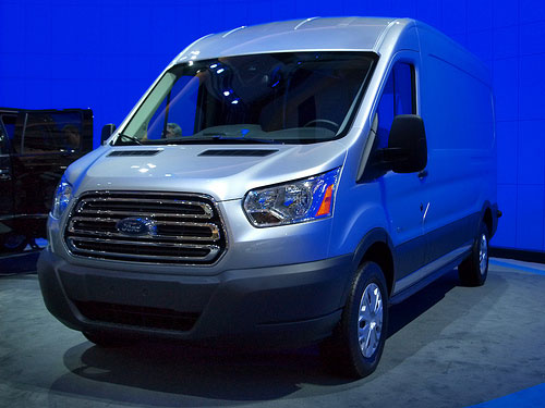 Ford Transit factory set to shut doors for final time