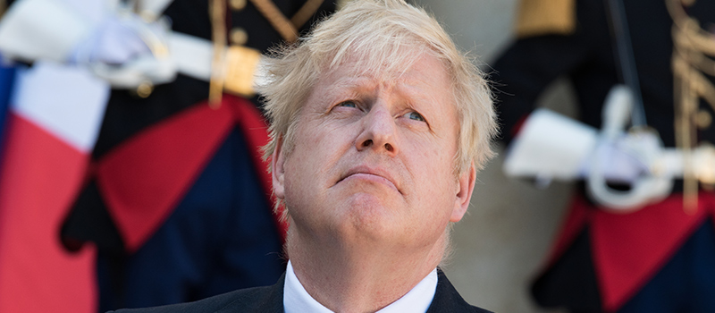 Lessons from… using Boris Johnson as a CV reference