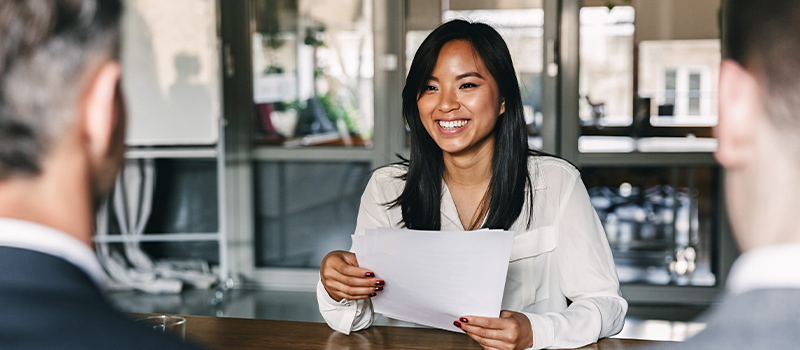 Does your firm offer the best interview experience?