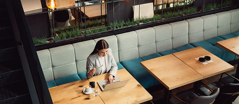 Is 'hot desking' the future for your office?