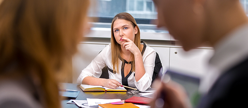 5 signs that you're floundering in your career, and may get fired before long