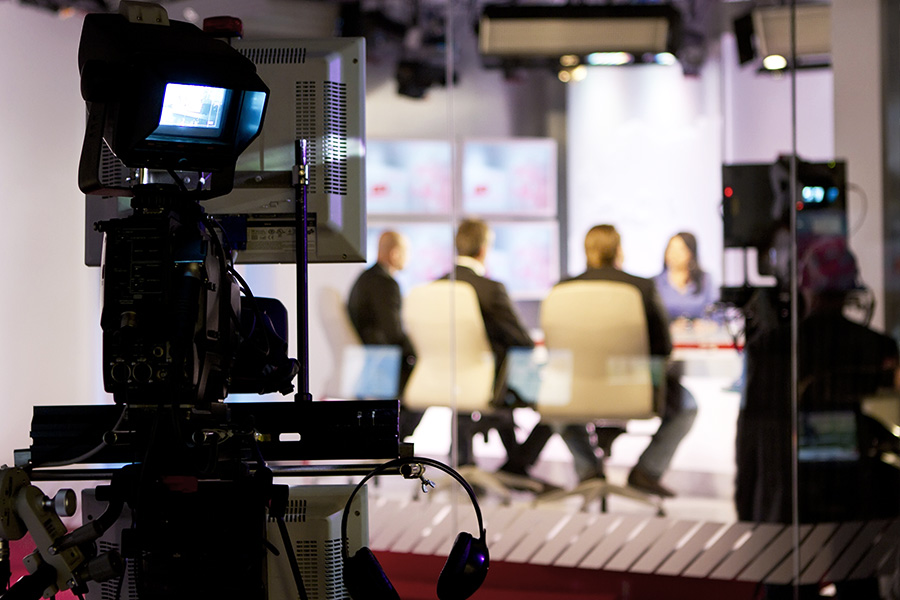 TV presenters told to shape up or face firing