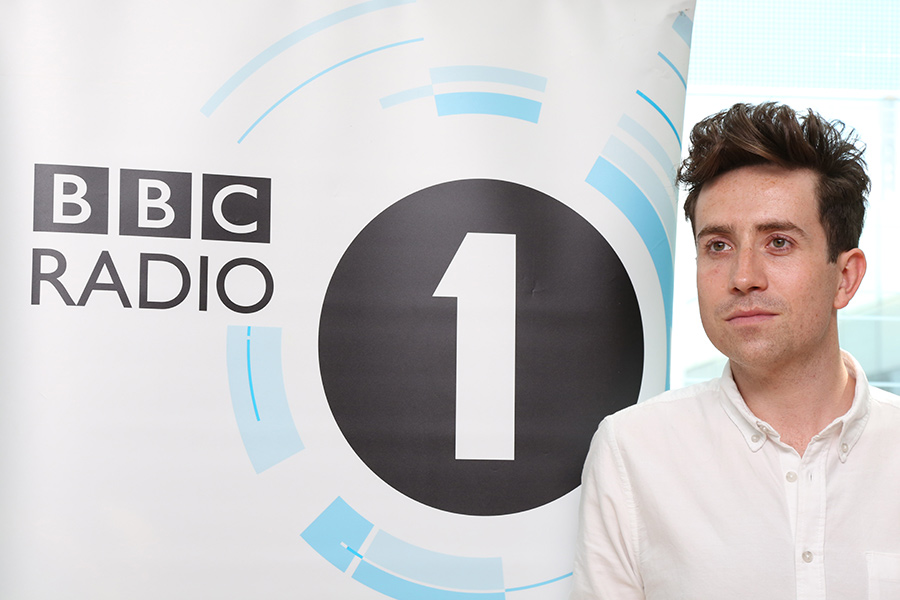 Nick Grimshaw 'slept for days' after quitting Radio 1 show