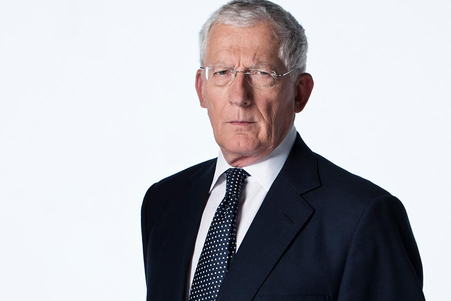 EXCLUSIVE: Nick Hewer's 10 tips for recruiters
