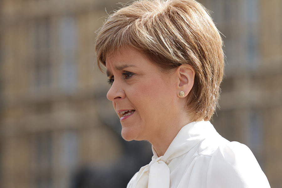 Nicola Sturgeon urges Scottish businesses to appoint more females in the Boardroom