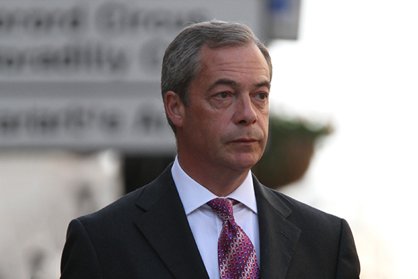 Farage steps down: 'I want my life back'