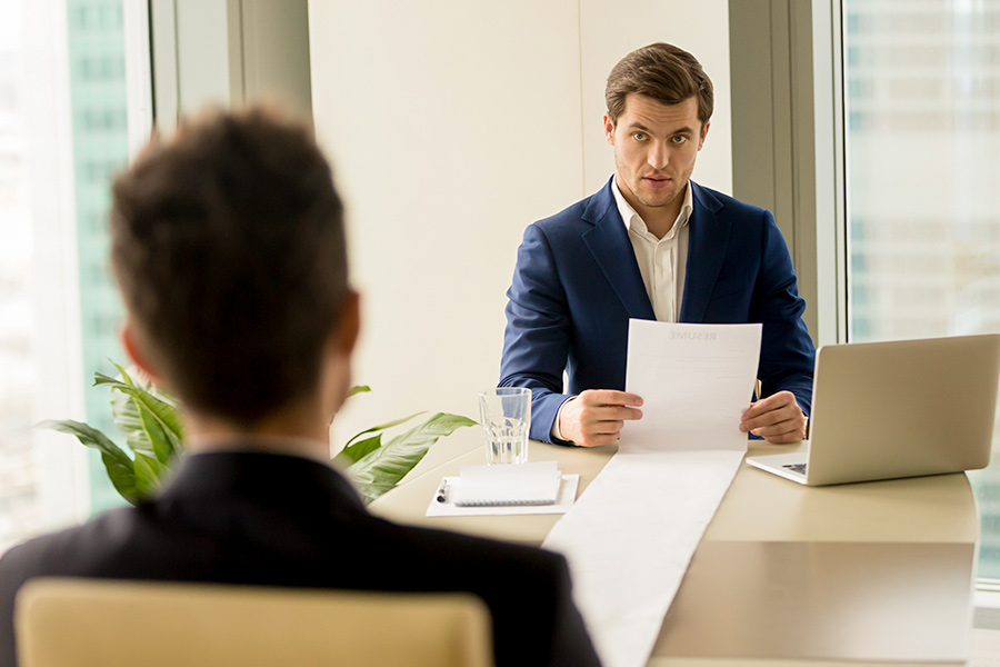 Recruiters confess nightmare interviews