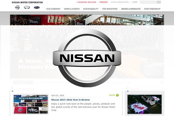 Nissan Motor Corp Login Impremedia Net