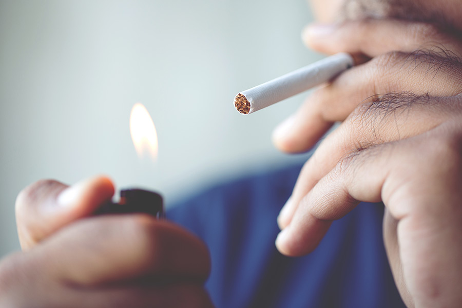 Can smoking harm a candidate's employment chances?