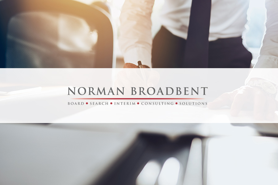 Norman Broadbent strengthens executive search team with Director appointment