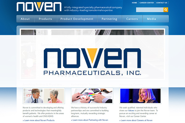Noven Pharmaceuticals hires VP HR