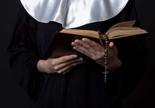 Recruitment of nuns reach 25-year-high