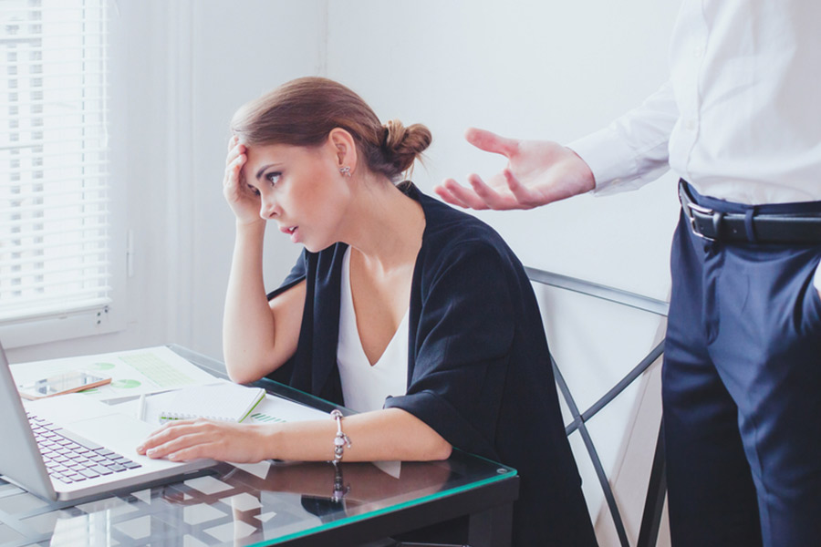 How to deal with your horrible boss