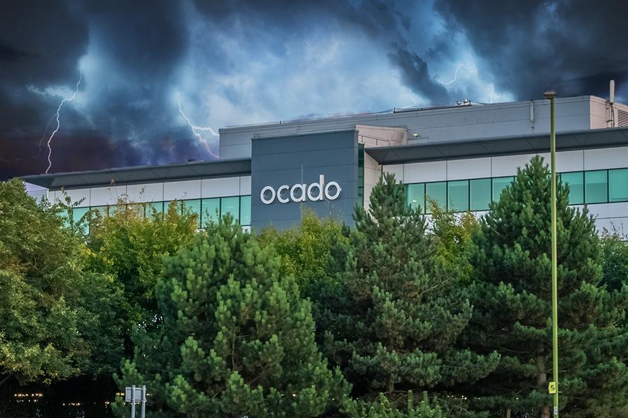 Ocado investors revolt against HUGE exec pay