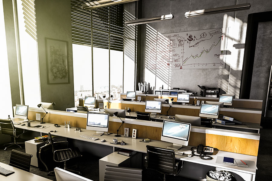 How your office design impacts your engagement and retention