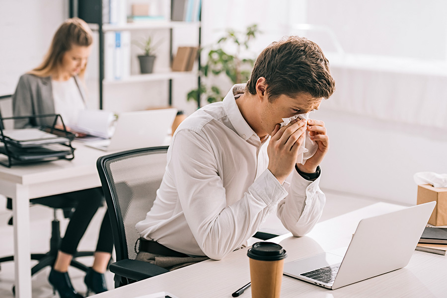 Office hygiene: the shocking truth