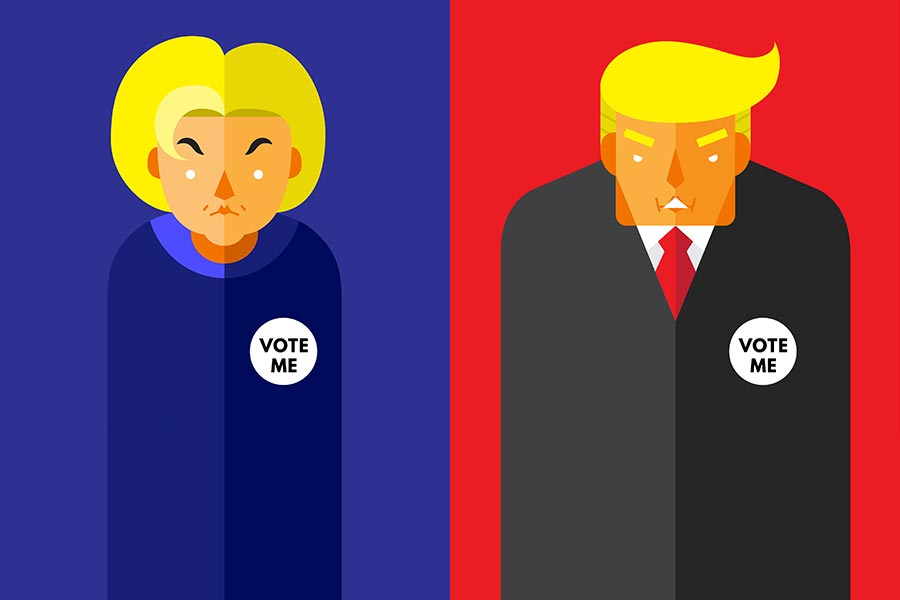 Donald Trump & Hillary Clinton: Who would HR hire?