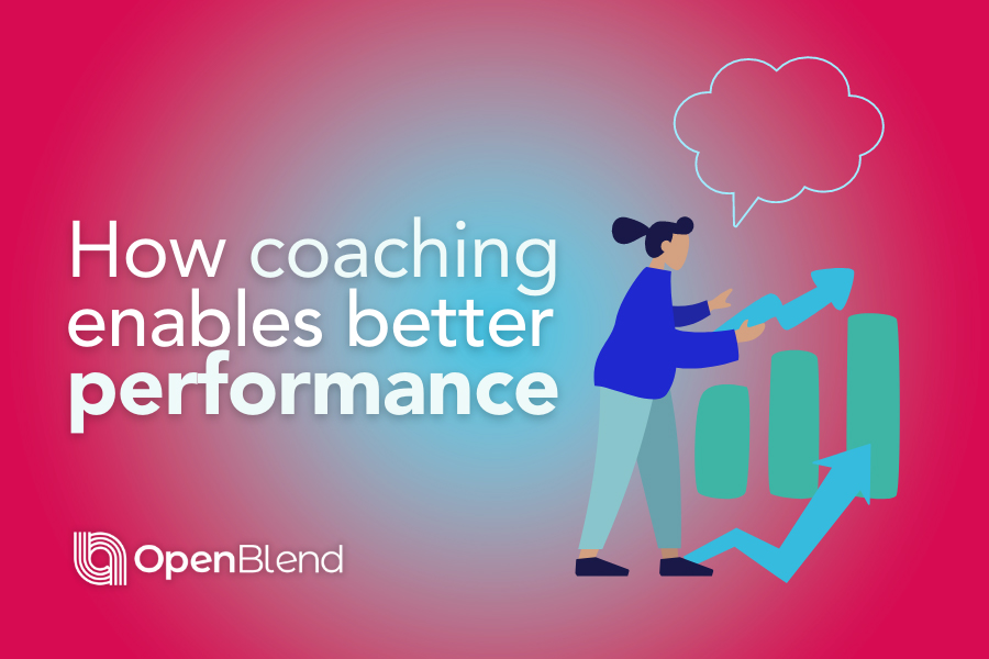 How coaching enables better performance