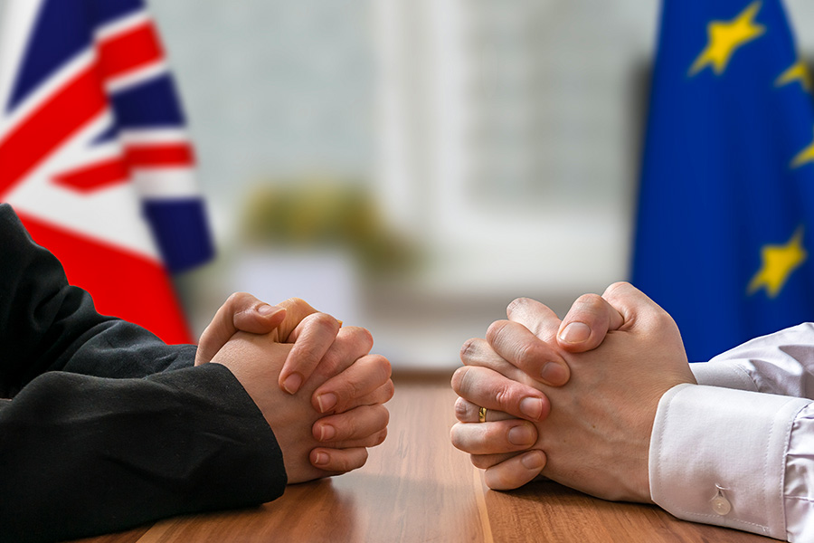 UK business leaders concerned about impact of 'no deal' Brexit
