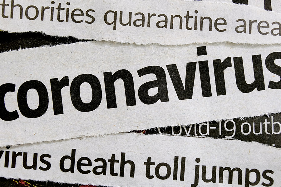 Are you overwhelming your clients with coronavirus news?