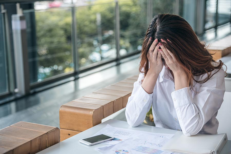 Beating stress and depression in the workplace