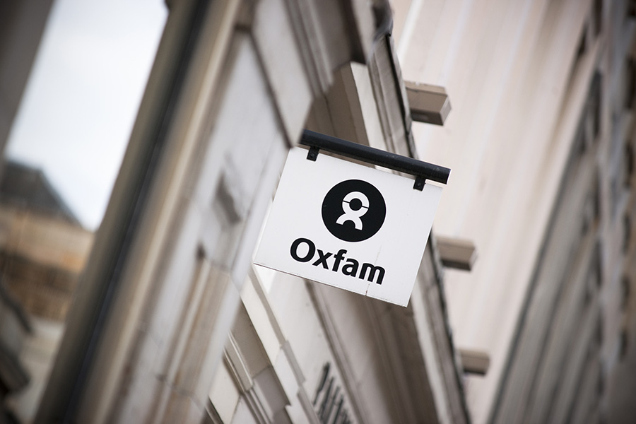 Oxfam aid workers accused of sexual misconduct