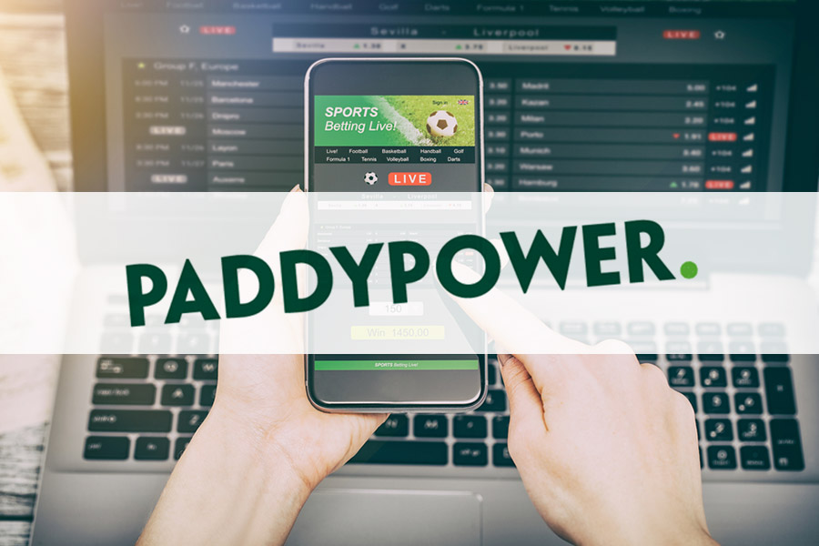 Paddy Power stakes odds on Worldpay CEO