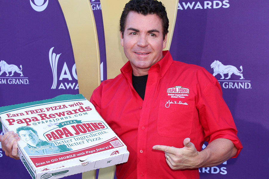 Disgraced Papa John's Founder exits business
