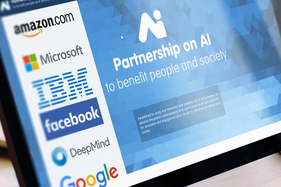 Google, Facebook, Amazon, IBM and Microsoft partner on AI