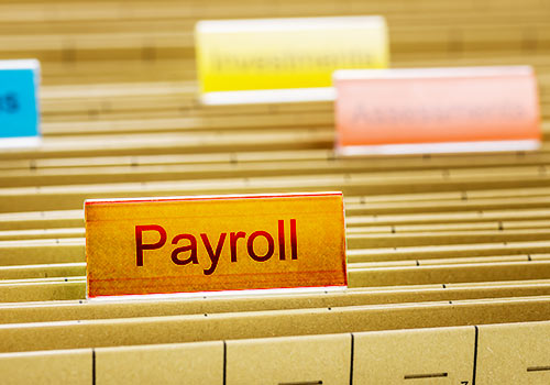 1/3 staff would look to leave over payroll errors