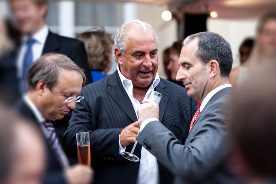 Philip Green accused of vile abuse in explosive new book