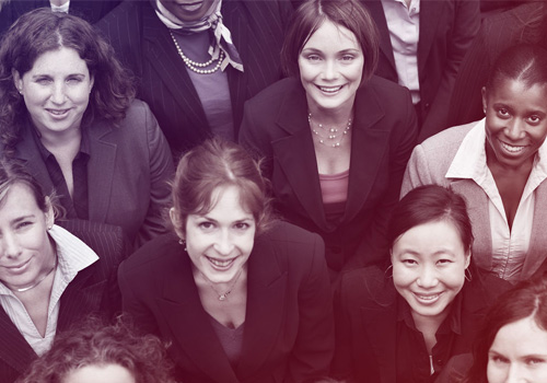 Female leaders 'more likely to support and nurture talent'