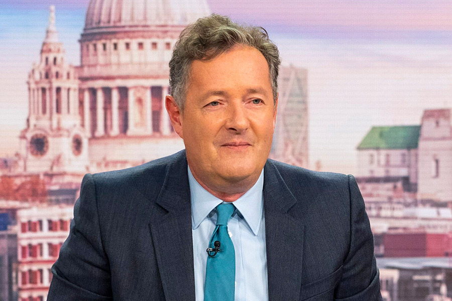 Piers Morgan takes step back from GMB