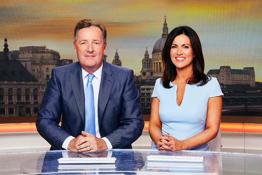 What Piers Morgan's departure means for GMB's employer brand