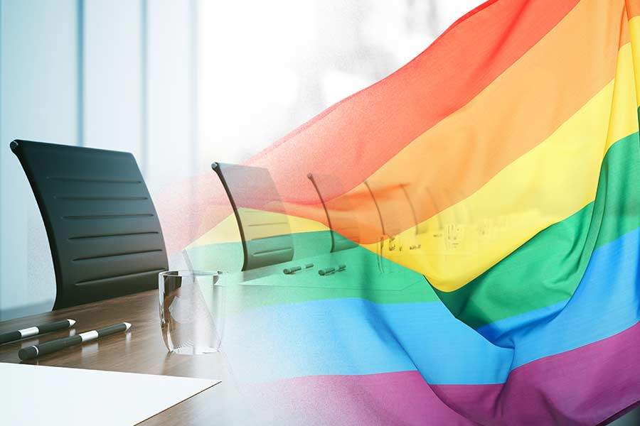 Are LGBT Executives under-represented at Board level?