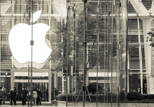 Women take centre stage at Apple conference as company push diversity
