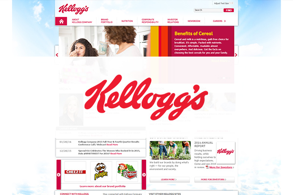 Kellogg Company appoints Global Leadership Development Director