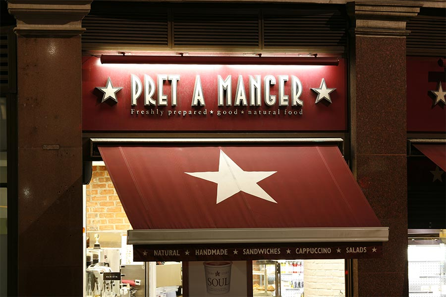 Pret A Manger: We won't pay work experience staff in sandwiches